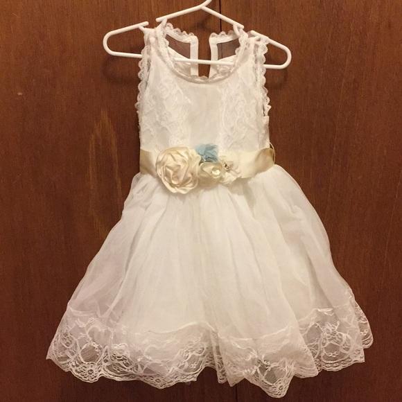 Dresses Toddler Girl Formal Dress Poshmark